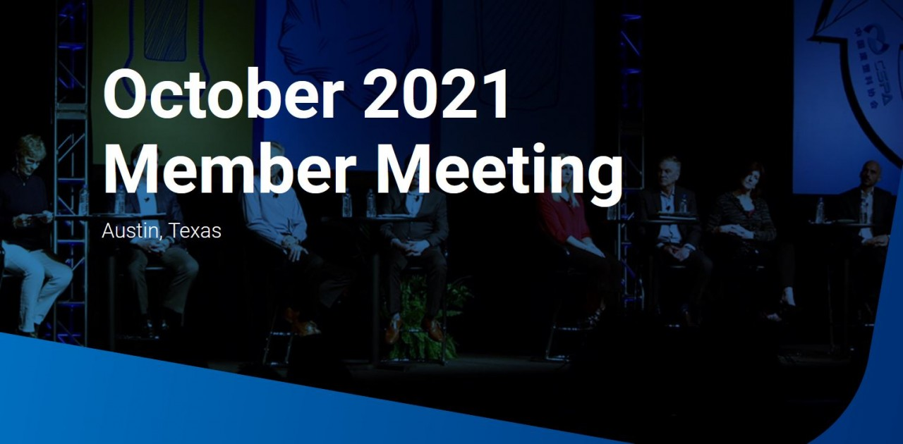 October APR Member Meeting