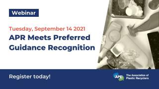 APR Press Release: APR Announces Meets Preferred Guidance Recognition Program